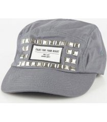 gorra gia gris fight for your right