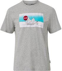 t-shirt onscocacola life rex xmas tee