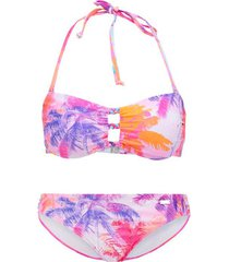 bikini lascana bench bandeau bikini 2-delige set