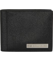 balenciaga branded wallet