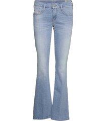 d-ebbey jeans utsvängda blå diesel women