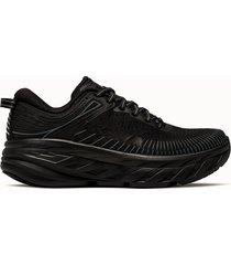 hoka one one sneakers bondi 7 colore nero