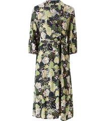 klänning slfmarina-florenta 3/4 aop midi dress