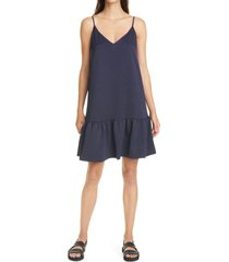 women's sams?e sams?e judith sleeveless drop waist ruffle dress