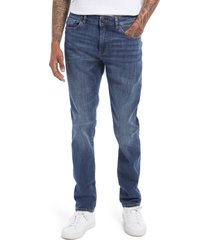 dl1961 cooper athletic tapered slim fit performance jeans, size 28 in assemble (performance) at nordstrom