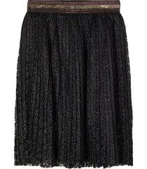 middellange rok kanten