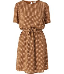 klänning jdyamanda s/s puff dress wvn
