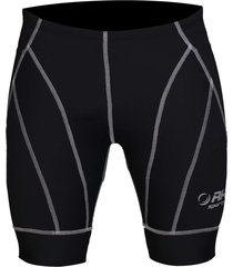 bermuda  de corrida rh sports x4 performance preto