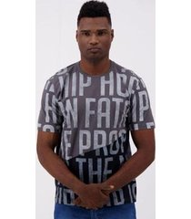 camiseta fatal hip hop masculino