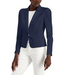 inc puff-sleeve blazer, created for macy's