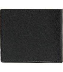 a.p.c. men's stefan wallet - black