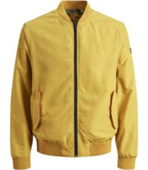 jack & jones men's reversible bomber jacket