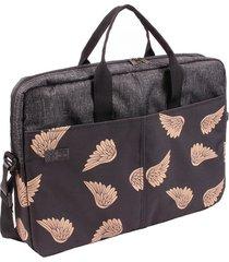 torba nuff na laptopa - flower wings