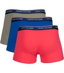 tommy hilfiger boxershort 3-pak essentials rood