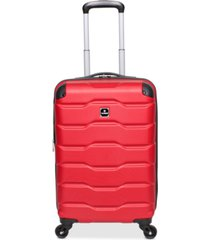 """closeout! tag matrix 2.0 20"""" hardside expandable carry-on spinner suitcase, created for macy's"""
