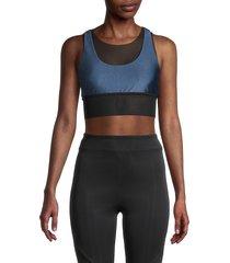 koral women's mesh sports bra - catalina - size xs
