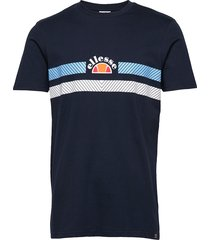 el lori tee t-shirts short-sleeved blå ellesse