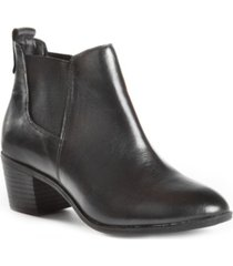 dav sienna women's waterproof leather chelsea bootie women's shoes