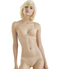 panty tipo boxer color piel-off white-options-femenino