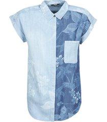 overhemd desigual bluewai