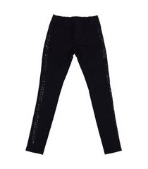 calça legging preto pull-ga - preto - 10 preto