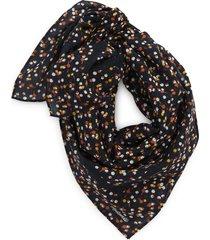 women's madewell bandana, size one size - black