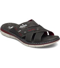 25199-43 shoes summer shoes sandals svart rieker