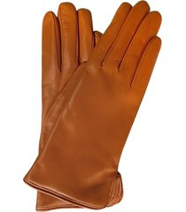 forzieri designer women's gloves, mandarin leather women's gloves w/cashmere lining