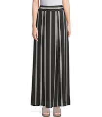 gabel striped maxi skirt