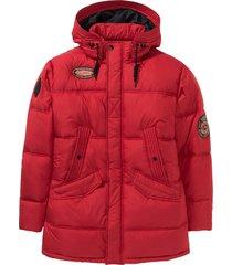 giacca outdoor con cappuccio (rosso) - bpc selection