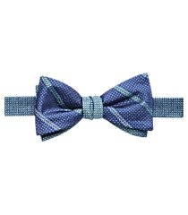 1905 collection check stripe pre-tied bow tie clearance