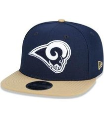 bone 9fifty fit nfl los angeles rams team new era