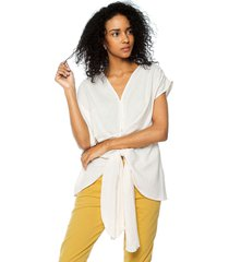 blusa arkitect éxito beige