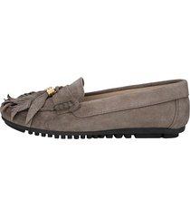 loafers naturläufer grå