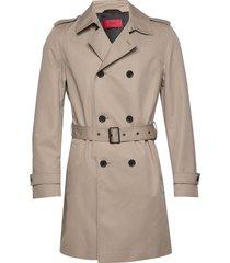 marden2021 trench coat rock beige hugo
