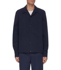 finlay' button-down shirt jacket