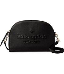 mini tori leather crossbody bag