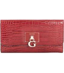 guess stephi multi clutch wallet