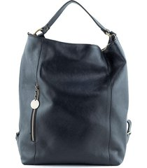 cartera de cuero negro xl extra large cherny mochila
