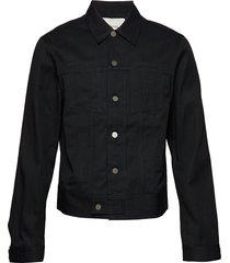 denim jacket jeansjacka denimjacka svart tonsure