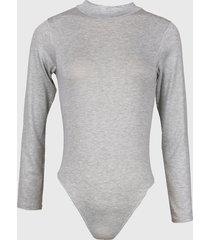 body gris  felisa murry polera