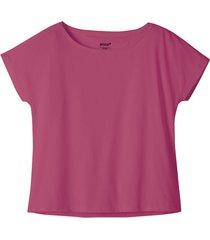 shirt met korte mouw, wild berry 34