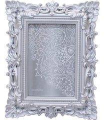 porta retrato minas de presentes 1 foto 10x15cm prateado - prata - dafiti