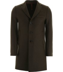 harris wharf london boxy coat