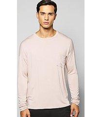 oversized sweatshirt with pocket
