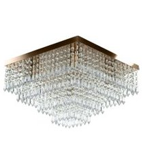 lustre de cristal acrilico dreamcrillic 40x40 cobre