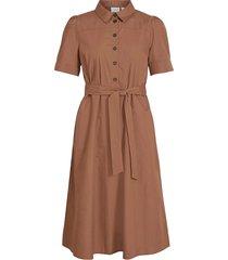 klänning vinyala midi s/s dress