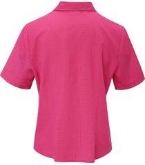 blouse met korte mouwen van mayfair by peter hahn roze