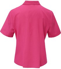 blouse met korte mouwen van mayfair by peter hahn roze
