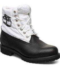 6 inch premium puffer bt shoes boots winter boots svart timberland